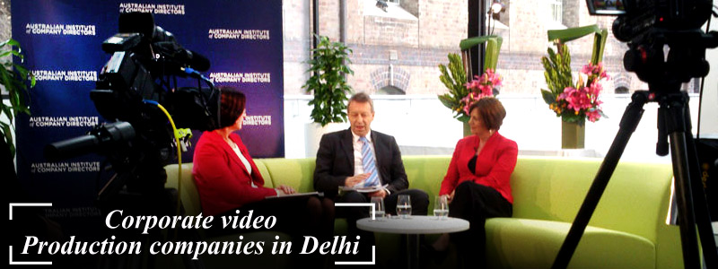 Corporate Video Production in delhi is the Most Important Media Tools for Business