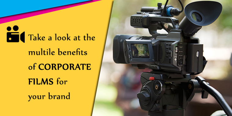 Take a Look at the Multiple Benefits of Corporate Films for Your Brand
