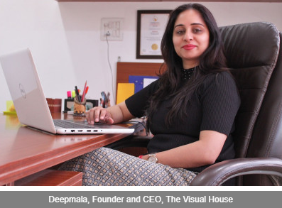 This woman entrepreneur followed her passion for filmmaking and built a production house worth Rs 5 cr
