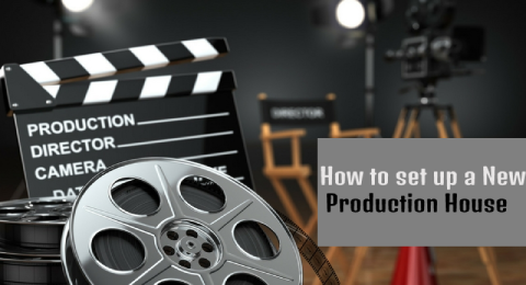 How to set up a New Production House?
